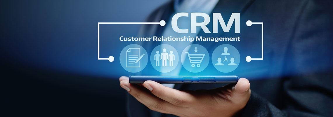Un logiciel CRM